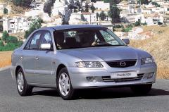 2002 Mazda 626 Photo 1
