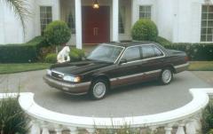 1990 Mazda 929 exterior