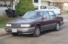 1991 Mazda 929 Photo 1