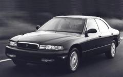 1993 Mazda 929 exterior