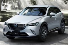 2016 Mazda CX-3 exterior