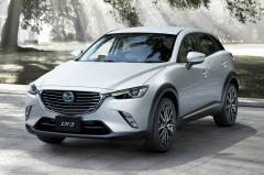 2017 Mazda CX-3 exterior