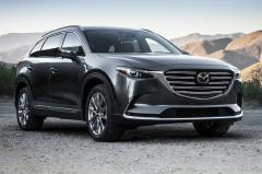 2016 Mazda CX-9 exterior