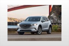 2017 Mazda CX-9 exterior