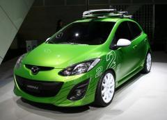 2011 Mazda MAZDA2 Photo 1