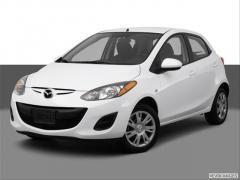2012 Mazda MAZDA2 Photo 1