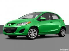 2013 Mazda MAZDA2 Photo 1
