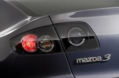 2005 Mazda MAZDA3 exterior