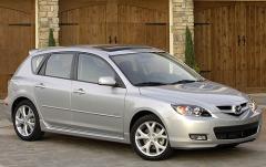 2008 Mazda MAZDA3 Photo 1