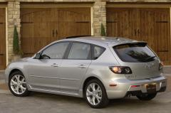 2008 Mazda MAZDA3 exterior