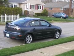 2009 Mazda MAZDA3 Photo 2