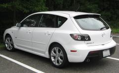 2009 Mazda MAZDA3 Photo 4