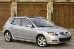 2009 Mazda MAZDA3 exterior