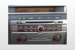 2009 Mazda MAZDA3 interior