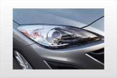2010 Mazda MAZDA3 exterior