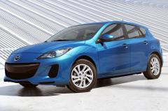 2012 Mazda MAZDA3 exterior