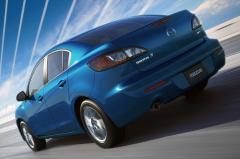 2013 Mazda MAZDA3 exterior