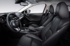 2014 Mazda MAZDA3 interior