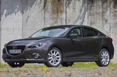 2014 Mazda MAZDA3 exterior