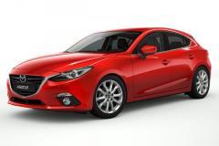 2015 Mazda MAZDA3 Photo 1