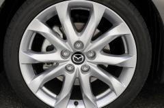 2015 Mazda MAZDA3 exterior