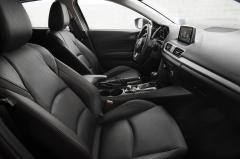 2015 Mazda MAZDA3 interior