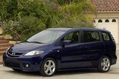 2009 Mazda MAZDA5 exterior