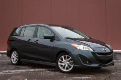 2012 Mazda MAZDA5 Photo 1