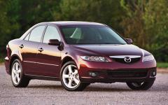 2008 Mazda Mazda6 Photo 1