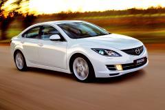 2009 Mazda Mazda6 Photo 1