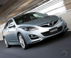 2011 Mazda Mazda6 Photo 1