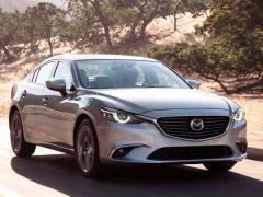 2016 Mazda Mazda6 Photo 1