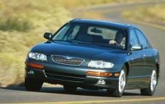 1998 Mazda Millenia exterior