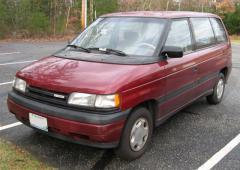 1990 Mazda MPV Photo 1