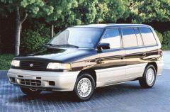 1996 Mazda MPV Photo 1