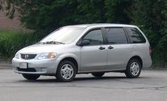 2000 Mazda MPV Photo 1