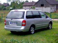 2001 Mazda MPV Photo 2