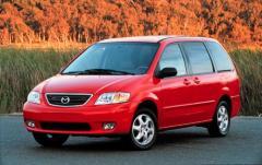 2001 Mazda MPV Photo 1