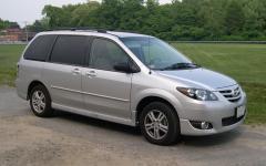 2002 Mazda MPV Photo 1