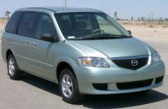2002 Mazda MPV Photo 2