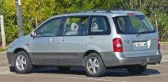 2002 Mazda MPV Photo 3