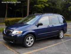 2002 Mazda MPV Photo 4