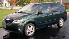 2002 Mazda MPV Photo 5