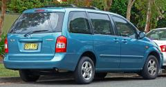 2002 Mazda MPV Photo 7