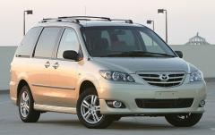 2004 Mazda MPV Photo 1