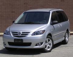 2006 Mazda MPV Photo 1