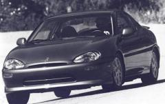 1993 Mazda MX-3 exterior