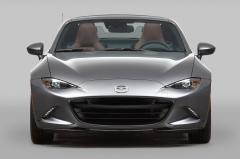 2017 Mazda MX-5 Miata RF exterior
