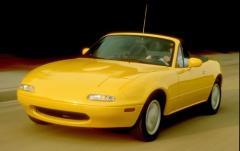 1996 Mazda MX-5 Miata exterior