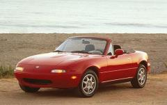 1997 Mazda MX-5 Miata exterior